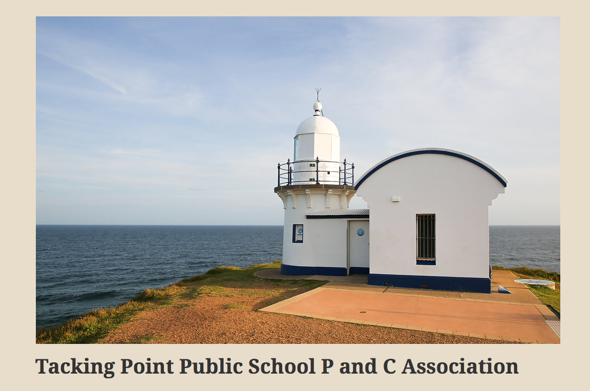 Tacking Point Public School P and C Association