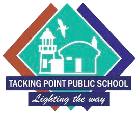 Tacking Point Public School logo
